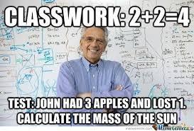 Test Meme - it s test time by djoe8 meme center