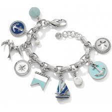 indigo indigo charm bracelet bracelets
