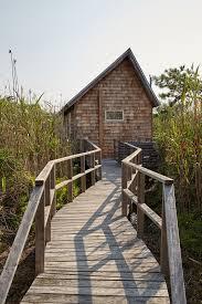 stylish fire island beach house
