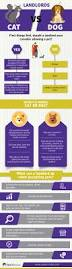 cats vs dogs how should landlords handle pets infographic