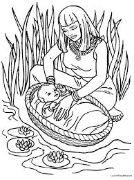 Moses And The Burning Bush Coloring Pages Omnitutor Co Bible Coloring Pages Moses