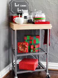 diy christmas tablescape u0026 chocolate party how to container