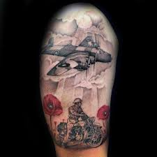 90 army tattoos for manly armed forces design ideas