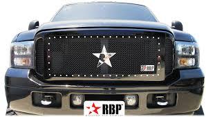 ford truck grilles rbp billet grille rbp grill