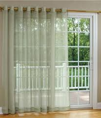 Patio Door Curtains Sliding Door Curtain Ideas Best Patio Door Curtains Ideas On