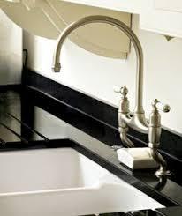 Bristan Traditional Kitchen Taps - sagittarius churchmans kitchen bib tap and stand kitchen faucets