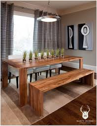 dining room wooden dining room bench plans dining gorgeous