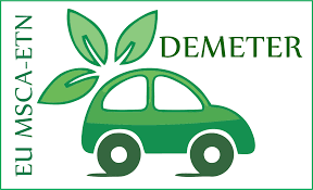 electric vehicles logo eu h2020 msca etn demeter u2013 training network for the design and