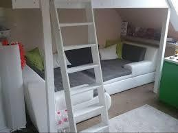 hochbett mit sofa drunter exzellent hochbett mit drunter aufbau 8159