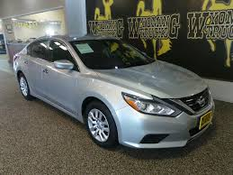 grey nissan altima 2016 wyoming trucks and cars wyoming u0027s largest used car dealer