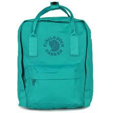 Emerald Fjallraven Mini Re Kanken Emerald Green My Kanken Bag