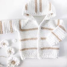 crochet baby sweater pattern single crochet baby sweater
