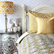 Linen Covers Gray Print Pillows White Walls Grey Vintage Gray Duvet Cover Set W Shams Caden
