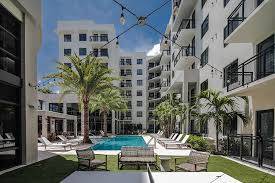 Cheap One Bedroom Apartments In Fort Lauderdale The Queue New Boutique Apartments For Rent In Ft Lauderdale Fl
