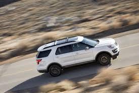 Ford Explorer Black - 2017 ford explorer xlt sport pack is high impact styling upgrade