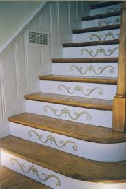 paint color for basement stairs paint for basement stairs design