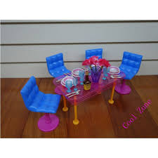 barbie house black friday miniature furniture my fancy life dining room b for barbie doll