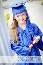kindergarten cap and gown brittain s kindergarten graduation 5 30 12