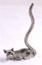 silver cat ring holder images Cheap silver cat ring holder find silver cat ring holder deals on jpg
