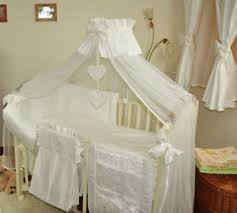 Cot Bed Canopy Stunning Baby Cot Bed Canopy Drape Mosquito Net Big 485cm Width
