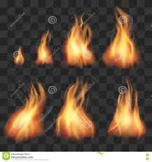 fire animation sprites stock vector image 66703925