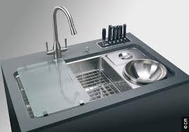 lavabo de cuisine evier cuisine rond evier cuisine noir design vier encastrer inox