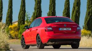 skoda octavia vrs 245 2017 review by car magazine