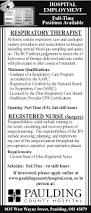 Surgical Nurse Job Description Registered Nurse Surgery Job In Paulding Oh 45879 The