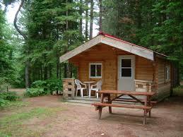rental cottage rustic cabin rental algonquin trails rv cing resort