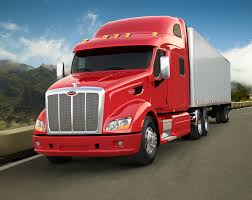 paccar maker of the peterbilt line and other large trucks is