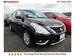 nissan versa trim levels new 2017 nissan versa sedan sl 4dr car in vandalia n17103 beau