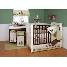 Baby Deer Nursery Baby Nursery Nice Looking Baby Room Idea Using White Crib And