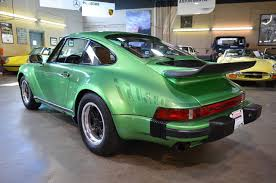 1976 porsche turbo 1976 porsche 930 turbo german cars for sale