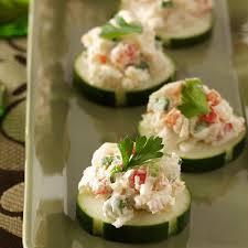 crab cucumber bites recipe cucumber appetizers cucumber bites