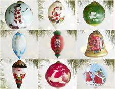 christmas ornaments unique glass bell christmas ornaments ebay