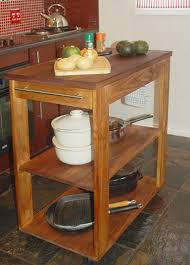 home dzine home diy mobile kitchen island with kreg jig