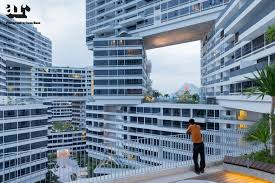 the interlace in singapore by oma ole scheeren buildings zoom