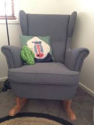 ikea hack diy wingback rocking chair ikea decora rocking chair conversion kit natural pine finish rocking chairs