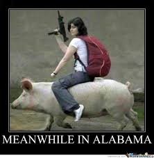 Funny Alabama Football Memes - meanwhile in alabama by ben meme center