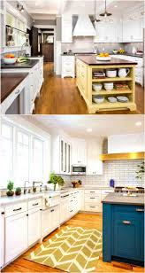 small kitchen ideas colorful combos harbour breeze home