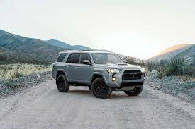 2017 toyota 4runner limited 2017 toyota 4runner trd pro first test off road overkill motor