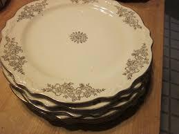 homer laughlin patterns virginia vintage homer laughlin virginia golden woodland 5 dinner