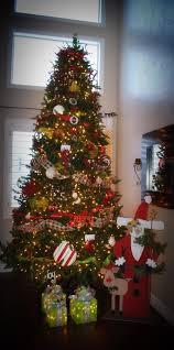 12 foot christmas tree christmas ft christmasree with lights storage bins kirkland pre