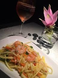 la cuisine vietnamienne shrimp mango salad picture of la cuisine vietnamienne