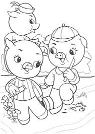 coloring blog archive pig coloring pages