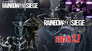 siege swiss patch 2 1 operation health rainbow six siege serververbindung