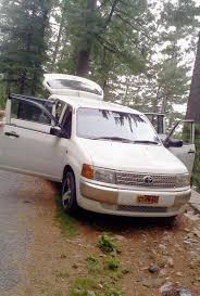 toyota probox 2007 white 1500cc manual cng and islamabad number
