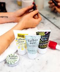 tattoo goo healix gold review tattoo goo aftercare kit
