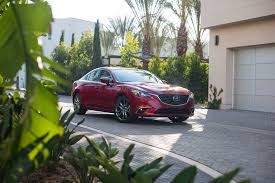 mazda 6 review 2017 mazda6 grand touring first drive review automobile magazine