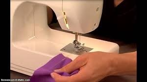 singer 8280 sewing machine demonstration youtube